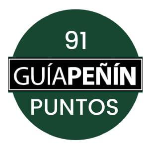 91pts Guía Peñín