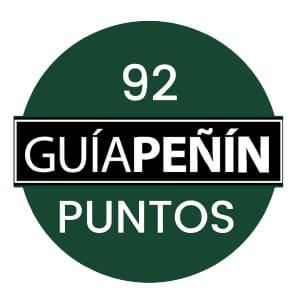 92pts Guía Peñín