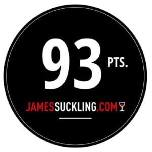 93pts J.Suckling