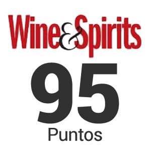 95pts Wine&Spirits