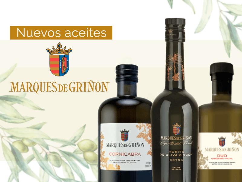 Aceites Marqués del Griñón  -  Sembra Vinos