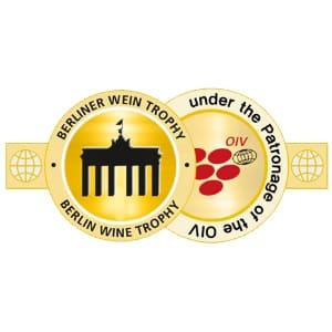 Oro Berlinier Wein Trophy 2017.