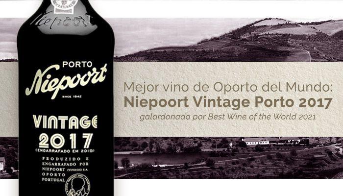 Niepoort Vintage Wine  -  Sembra Vinos