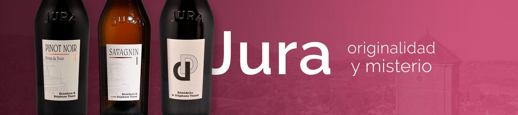 Jura Wines  -  Sembra Vinos